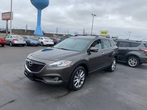 2015 Mazda CX-9 for sale at BORGMAN OF HOLLAND LLC in Holland MI
