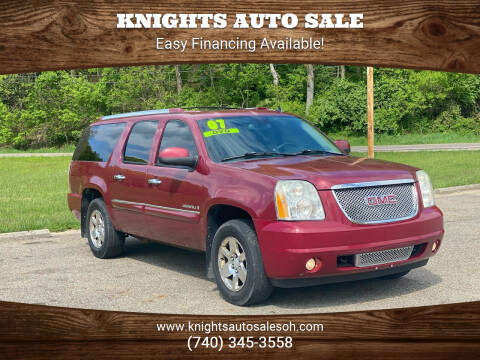 2007 GMC Yukon XL for sale at Knights Auto Sale in Newark OH