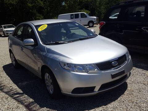 2010 Kia Forte for sale at Jack Cooney's Auto Sales in Erie PA