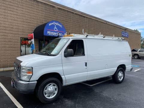 2011 Ford E-Series Cargo for sale at CJ Clark's New England Motor Car Company in Hudson NH