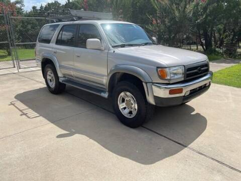 1998 Toyota 4Runner for sale at Luxury Motorsports in Austin TX