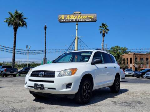 2011 Toyota RAV4 for sale at A MOTORS SALES AND FINANCE in San Antonio TX