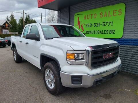 2014 GMC Sierra 1500 for sale at Vehicle Simple @ JRS Auto Sales in Parkland WA
