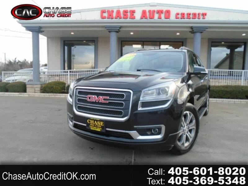 2013 GMC Acadia for sale at Chase Auto Credit in Oklahoma City OK