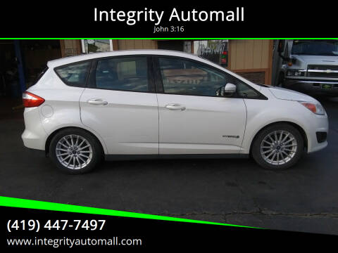 2013 Ford C-MAX Hybrid for sale at Integrity Automall in Tiffin OH