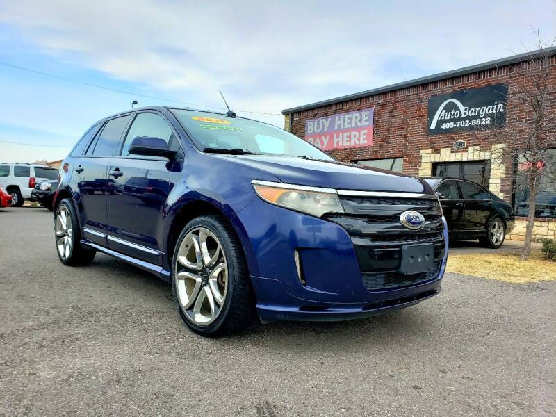 2011 Ford Edge for sale at AUTO BARGAIN, INC. #2 in Oklahoma City OK