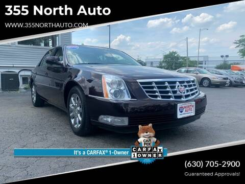 2008 Cadillac DTS for sale at 355 North Auto in Lombard IL
