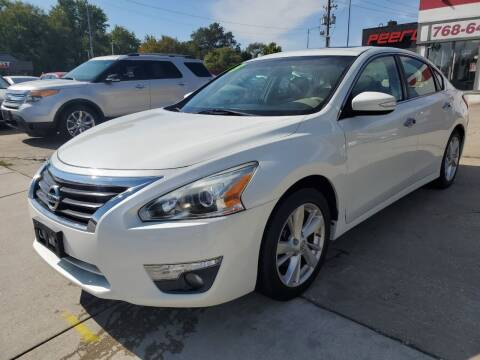 2013 Nissan Altima for sale at Quallys Auto Sales in Olathe KS