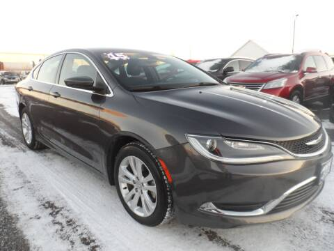 2015 Chrysler 200 for sale at America Auto Inc in South Sioux City NE