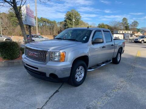 2010 GMC Sierra 1500 for sale at Kelly & Kelly Auto Sales in Fayetteville NC