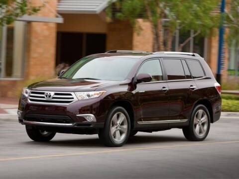 2012 Toyota Highlander for sale at Terry Lee Hyundai in Noblesville IN