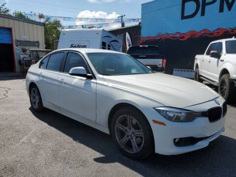 2012 BMW 3 Series for sale at DPM Motorcars in Albuquerque NM