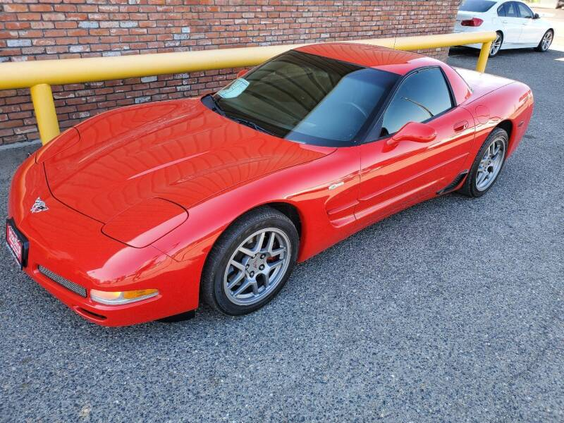 2003 Chevrolet Corvette for sale at Harding Motor Company in Kennewick WA