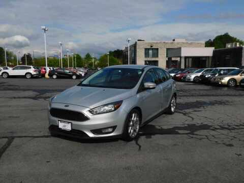 2015 Ford Focus for sale at Paniagua Auto Mall in Dalton GA