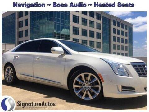 2014 Cadillac XTS for sale at SIGNATURE Sales & Consignment in Austin TX
