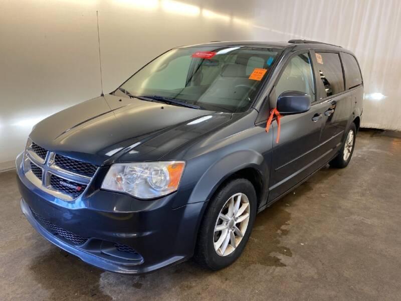 2014 Dodge Grand Caravan for sale at Doug Dawson Motor Sales in Mount Sterling KY