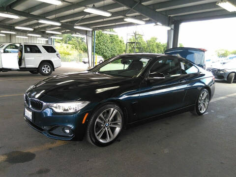2014 BMW 4 Series for sale at Car Xpress Auto Sales in Pittsburgh PA