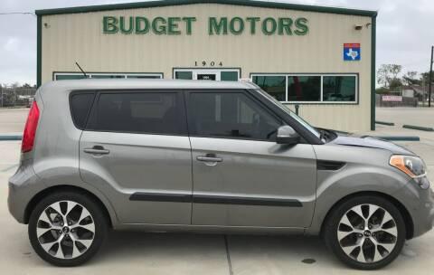 2012 Kia Soul for sale at Budget Motors in Aransas Pass TX