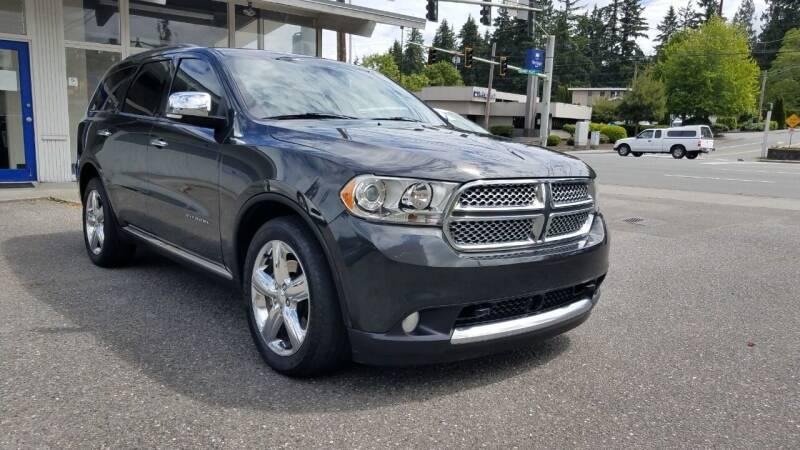 2011 Dodge Durango for sale at Seattle's Auto Deals in Everett WA