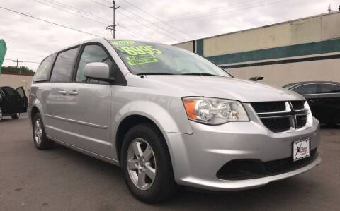 2012 Dodge Grand Caravan for sale at Salem Auto Market in Salem OR