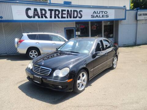 2006 Mercedes-Benz C-Class for sale at Car Trends 2 in Renton WA