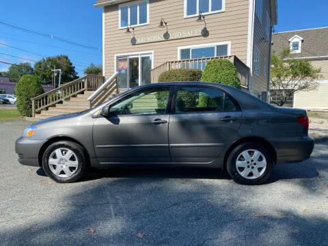 2008 Toyota Corolla for sale at Good Works Auto Sales INC in Ashland MA