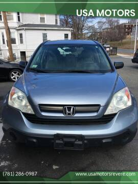 2008 Honda CR-V for sale at USA Motors in Revere MA