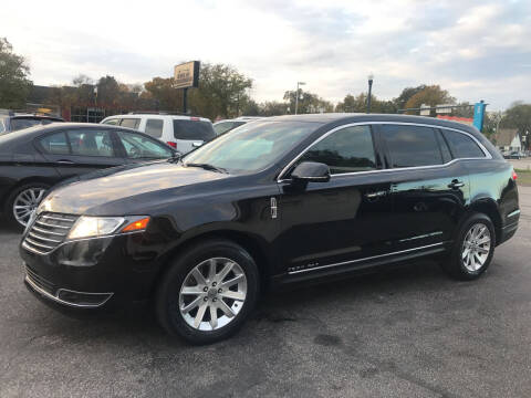 2017 Lincoln MKT Town Car for sale at BWK of Columbia in Columbia SC