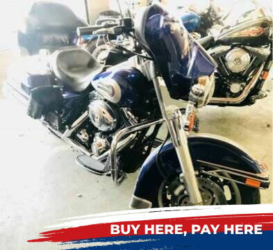 2007 Harley-Davidson FLHTC Electric Glide Classic for sale at ALBUQUERQUE AUTO OUTLET in Albuquerque NM