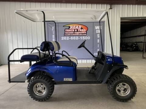2017 E-Z-GO Express S4 Electric for sale at Road Track and Trail in Big Bend WI