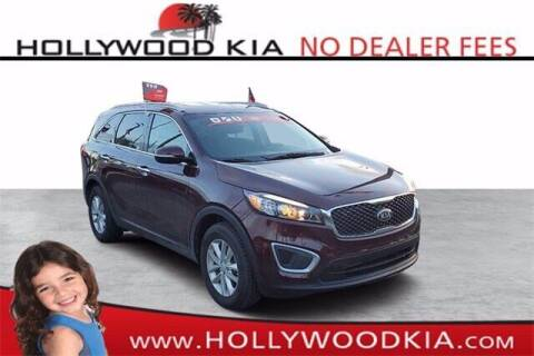 2018 Kia Sorento for sale at JumboAutoGroup.com in Hollywood FL