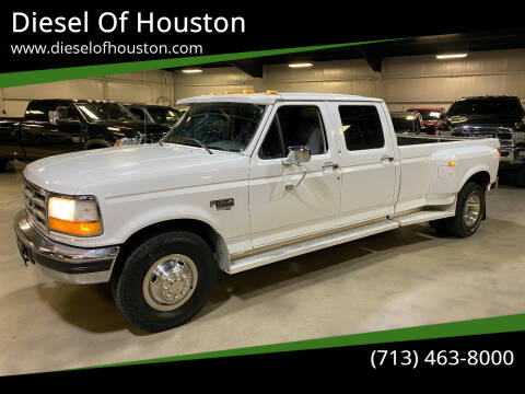 1997 Ford F-350 for sale at Diesel Of Houston in Houston TX