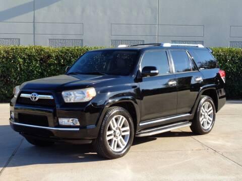 2012 Toyota 4Runner for sale at Auto Starlight in Dallas TX