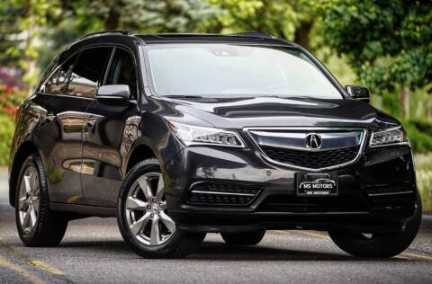 2016 Acura MDX for sale at MS Motors in Portland OR