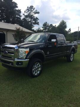 2011 Ford F-250 Super Duty for sale at Anderson Wholesale Auto in Warrenville SC