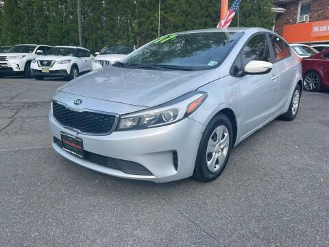 2017 Kia Forte for sale at Bloomingdale Auto Group - The Car House in Butler NJ