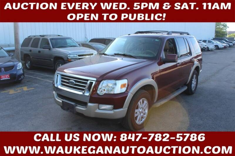 2010 Ford Explorer for sale at Waukegan Auto Auction in Waukegan IL