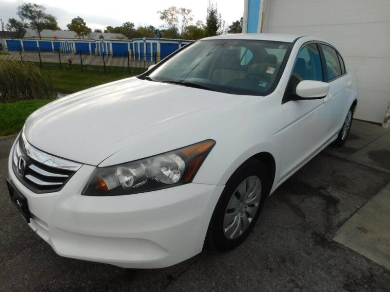 2012 Honda Accord for sale at Safeway Auto Sales in Indianapolis IN