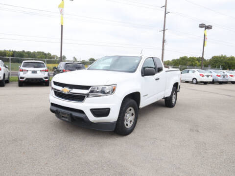 2015 Chevrolet Colorado for sale at Tom Roush Budget Westfield in Westfield IN