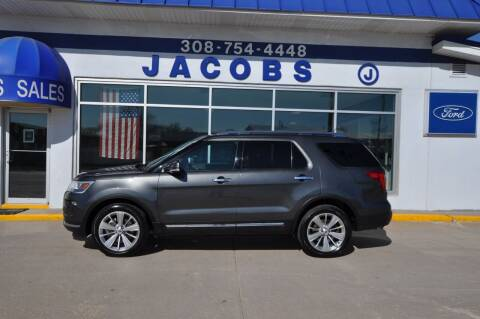 2019 Ford Explorer for sale at Jacobs Ford in Saint Paul NE