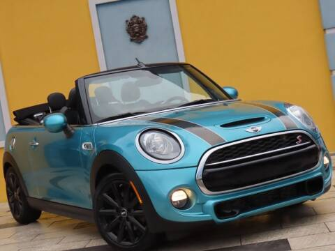2018 MINI Convertible for sale at Paradise Motor Sports LLC in Lexington KY