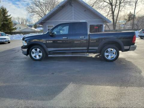 2010 Dodge Ram Pickup 1500 for sale at Deals on Wheels in Oshkosh WI