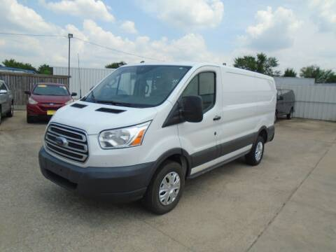 2016 Ford Transit Cargo for sale at BAS MOTORS in Houston TX