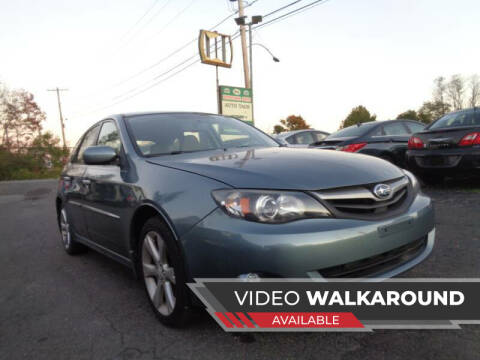 2011 Subaru Impreza for sale at All State Auto Sales in Morrisville PA