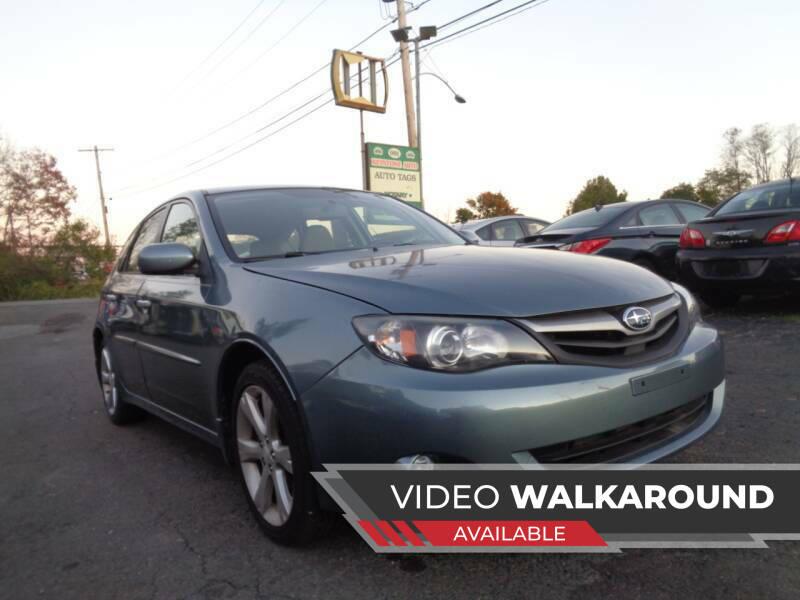 2011 Subaru Impreza for sale at All State Auto Sales in Morrisville PA