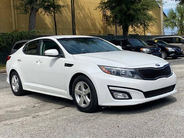 2015 Kia Optima for sale at Winter Park Auto Mall in Orlando FL