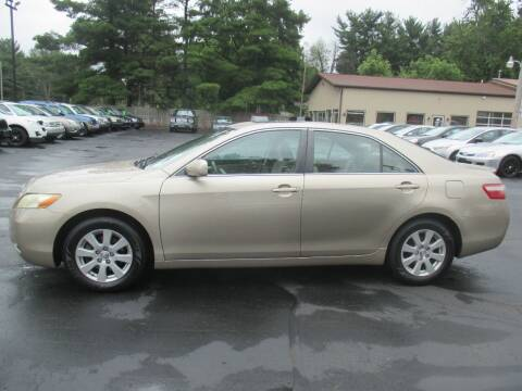 2007 Toyota Camry for sale at Home Street Auto Sales in Mishawaka IN
