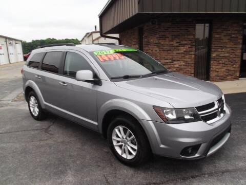 2017 Dodge Journey for sale at Dietsch Sales & Svc Inc in Edgerton OH