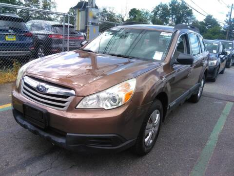 2011 Subaru Outback for sale at DPG Enterprize in Catskill NY