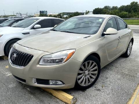 2012 Buick Regal for sale at ROCKLEDGE in Rockledge FL